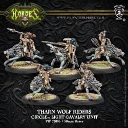 Circle Orboros - Tharn Wolf Riders