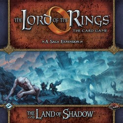 The Lord of the Rings LCG - The Land of Shadow