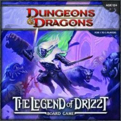 D&D Bordspel - Legend of Drizzt