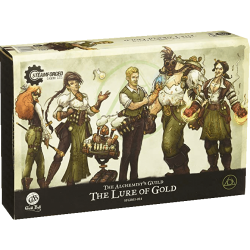 The Alchemist's Guild - The Lure of Gold