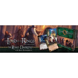 The Lord of the Rings LCG - The Road Darkens