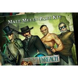 Through the Breach - Male Multi-Part Kit