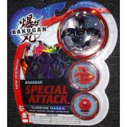 Bakugan - Special Attack - Turbine Heads, Fly Wheel