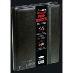 Binder Pro 9 Pocket - Black