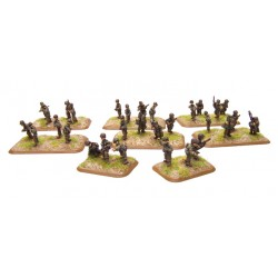 Flames of War - Colonel William O Darby with Ranger Platoon