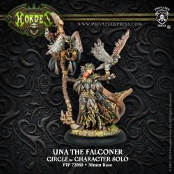 Circle Orboros - Una the Falconer
