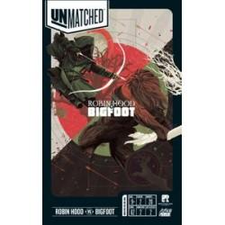 Unmatched - Robin Hood Vs Bigfoot