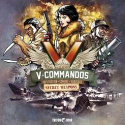 V-Commandos - Secret Weapons