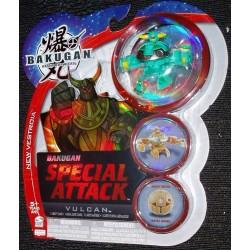 Bakugan - Special Attack - Vulcan, Heavy Metal
