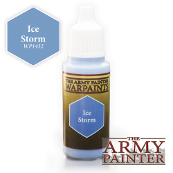 Warpaints - Ice Storm