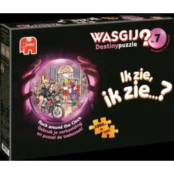 Wasgij Destiny 7 - Rock Around the Clock (1000)