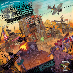 Wasteland Express - Delivery Service