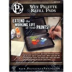 Formula P3 - Wet Palette - Refill Pads