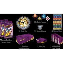 Keyforge Worlds Collide Premium Box