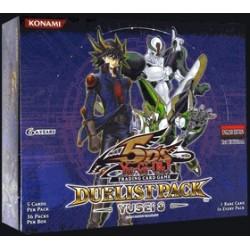 Duelist Pack Yusei 3 - Booster Box