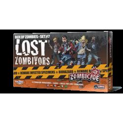 Zombicide - Set #7 Lost Zombivors