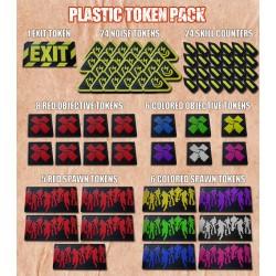 Zombicide - Plastic Token Set
