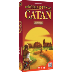 Settlers of Catan - 5 to 6 Players Expansion