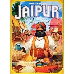 Jaipur (Limited Edition with Metal Coin)