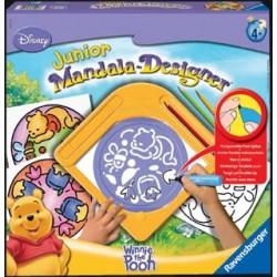 Mandala Junior - Winnie the Pooh