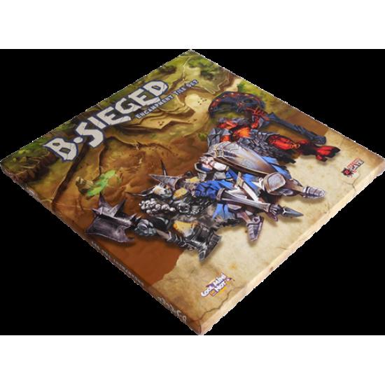 B-Sieged - Encampment Tile Set